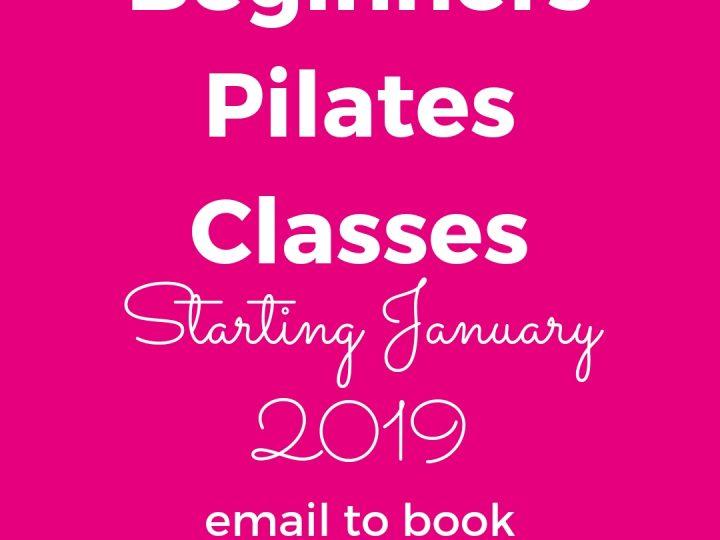 Beginners Pilates Classes